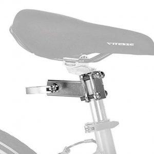 enganche del sillin de la bicicleta de remolque Weeride Copilot