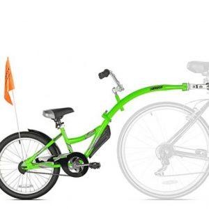 Bicicleta de remolque WeeRide Co-Pilot