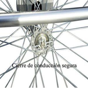 Cierre de seguridad de las ruedas del remolque para niños Homcom