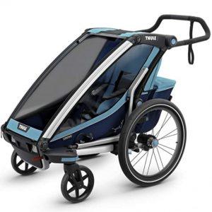 Remolque de bicicleta para niños Thule chariot Cross