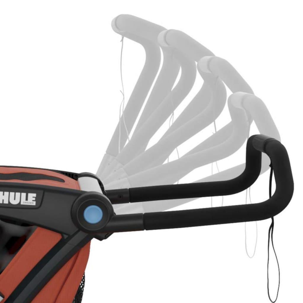 Manillar ajustable de los remolques de bicicletas para niños Thule Chariot Cross