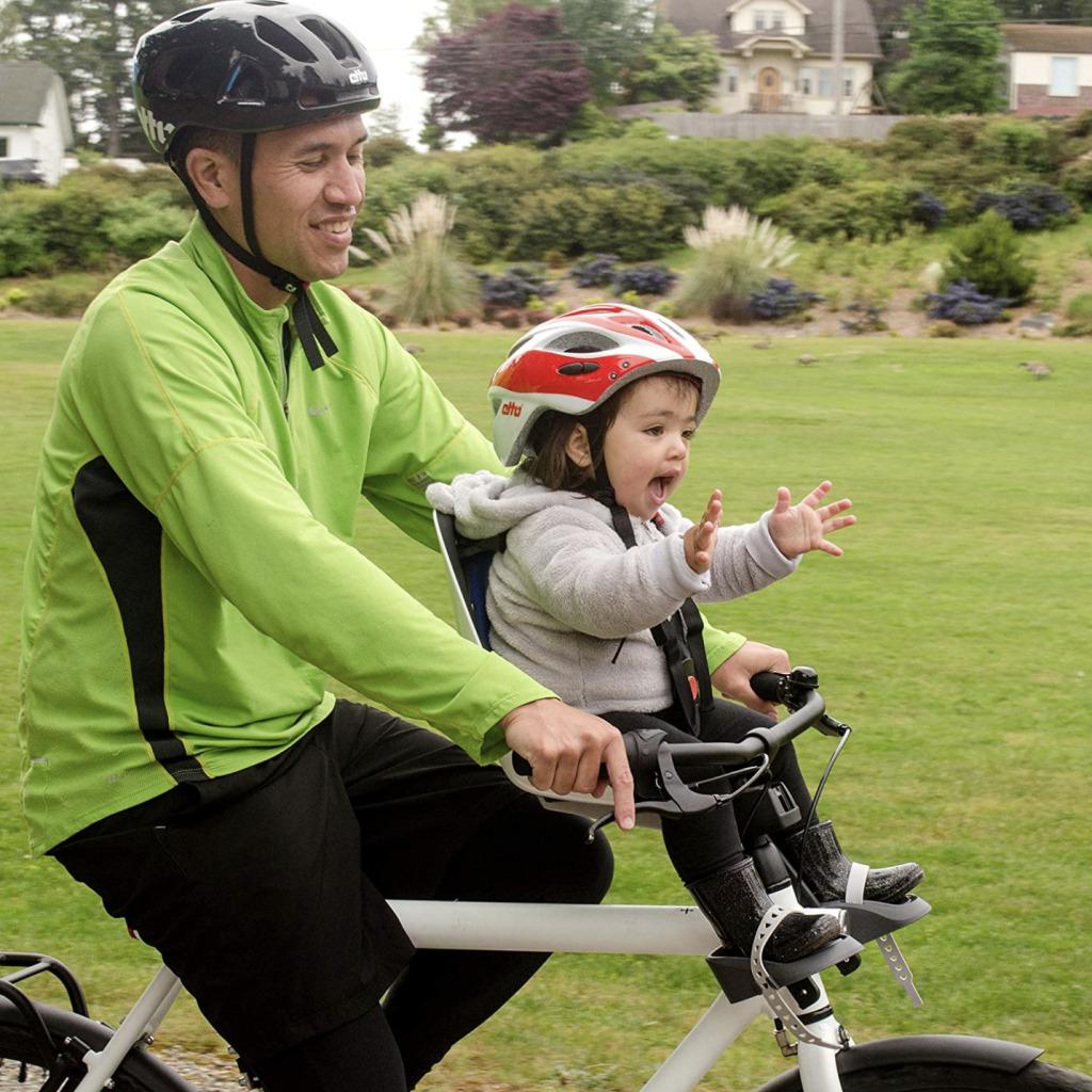silla bici bebe hamax Observer