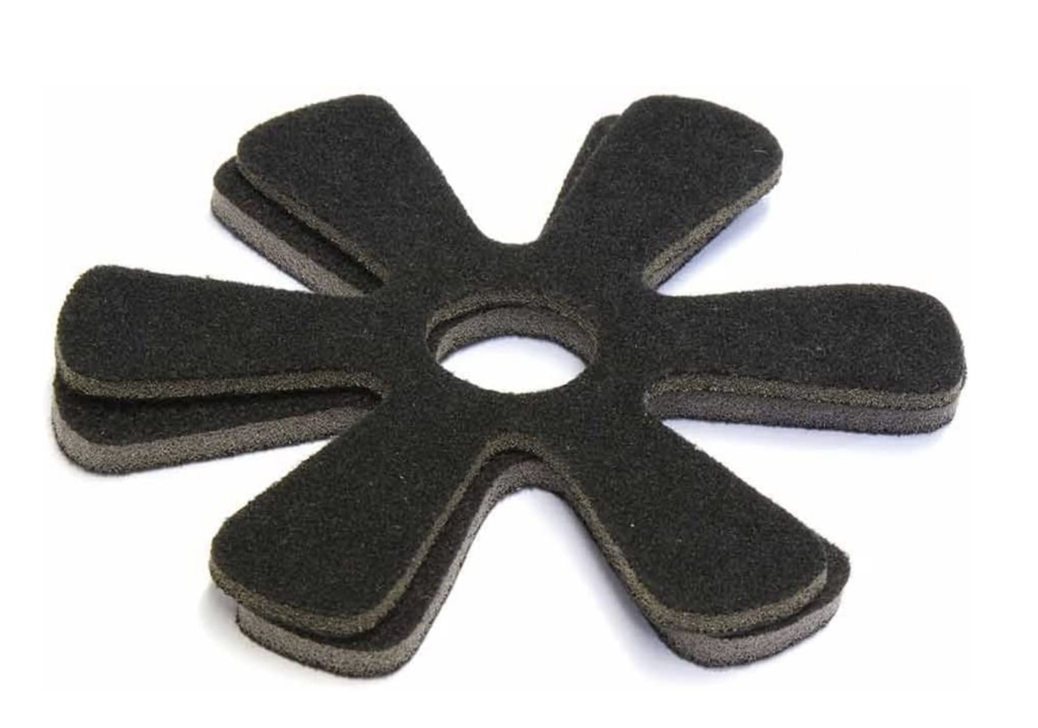almohadillas internas de ajuste de tamaño del casco infantil Nutcase Little Nutty