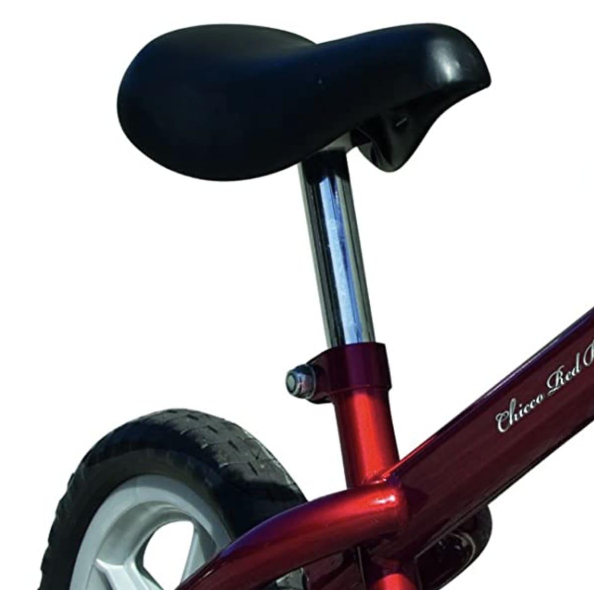 asiento ajustable de la bicicleta sin pedales Chicco