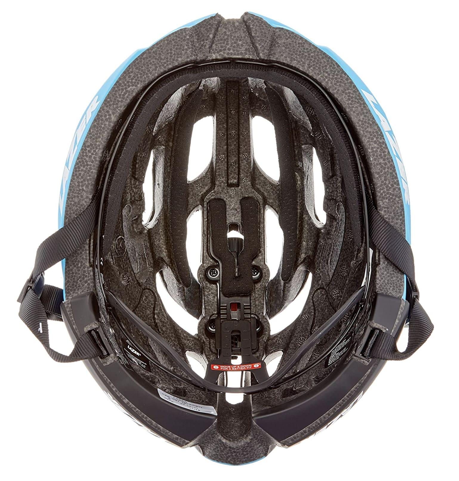 autoajuste interno del casco de bicicleta para niños Lazer Pnut