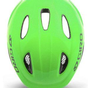 Parte superior del casco bici bebeGiro Scamp