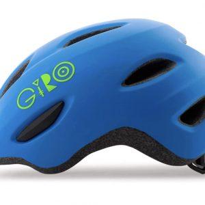 Lateral del casco de bicicleta para niños Giro Scamp