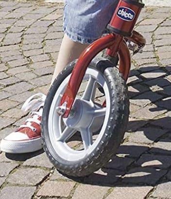 Rueda de la bicicleta sin pedales Chicco