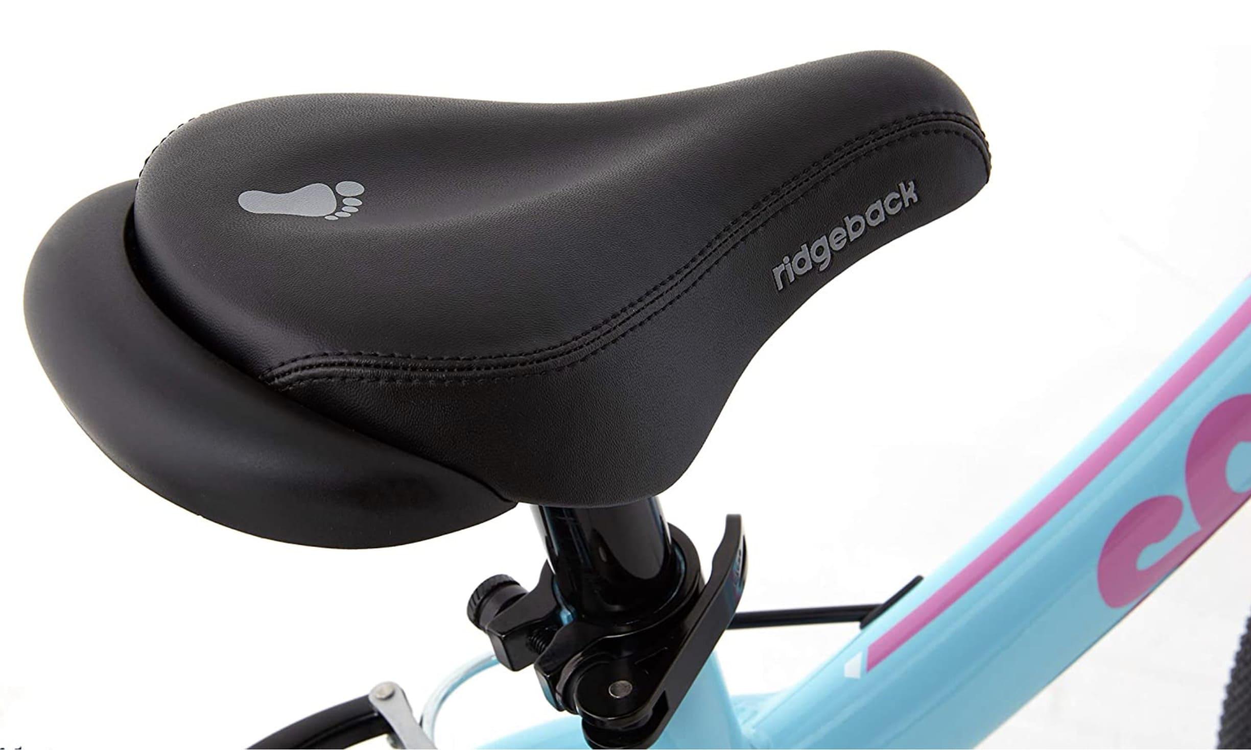Asiento ajustable en altura de la bicicleta sen pedales Rigdeback XL