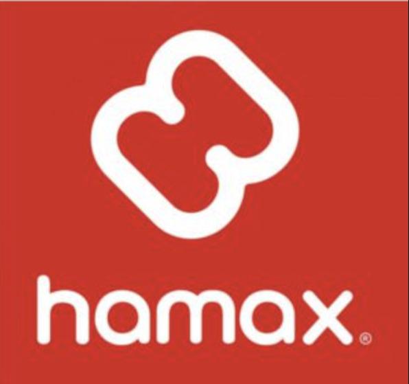 Logo silla bebe bici Hamax