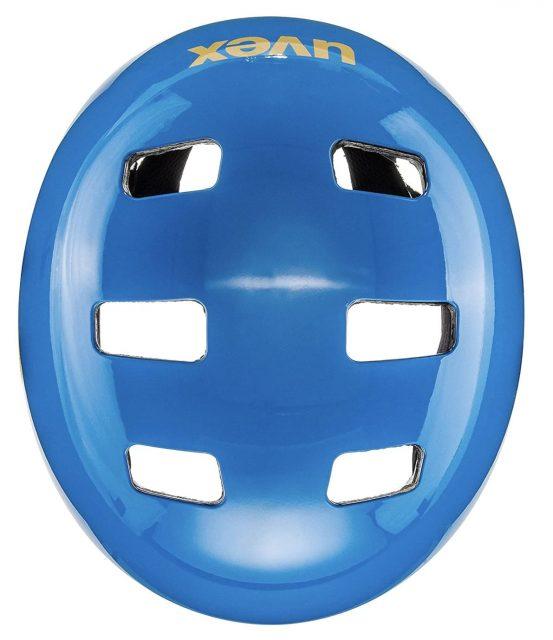 parte superior del casco bici niño uvex kid 3