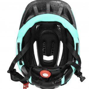parte interior de espuma EPS del casco de bici integral para niño lixada