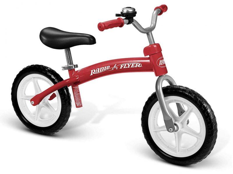 Radio Flyer bicicleta de equilibrio