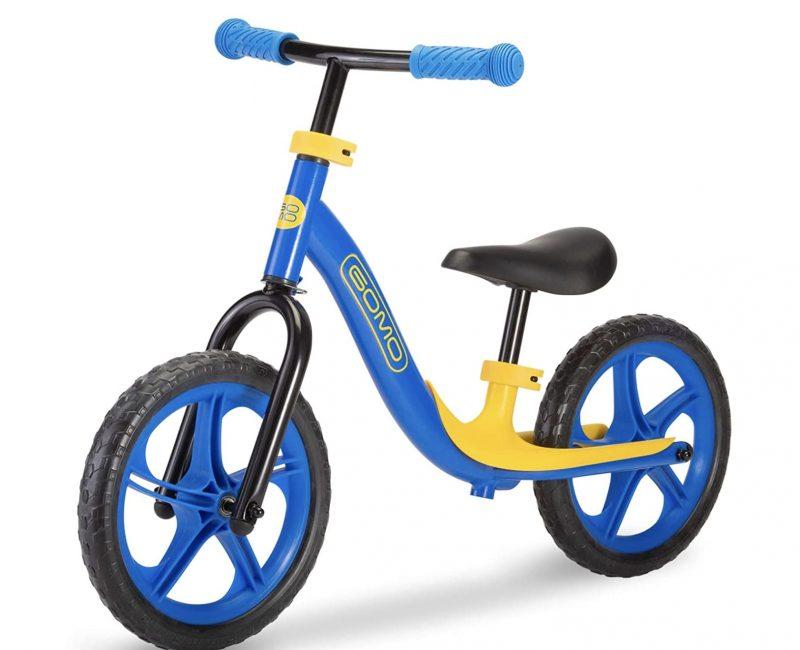 bicicleta sin pedales Gomo